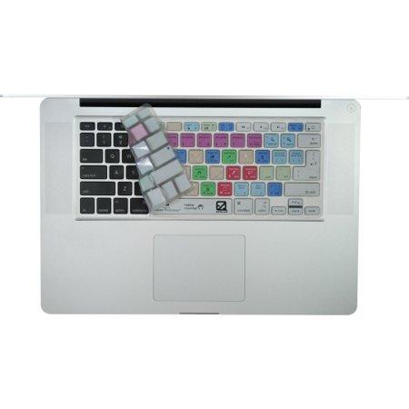 Ezquest X22400 Ezquest Adobe Photoshop Keyboard Cover   Macbook  Macbook Air  Macbook Pro  Macbook Pro  Retina Display   Keyboard   Multicolor  Metallic   Plastic