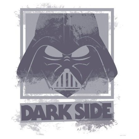 Star Wars Han Solo and Dark Side Giant Wall Decals](Star Wars Decals)