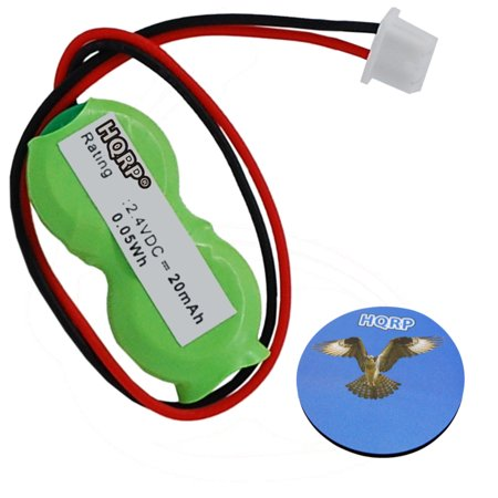 - HQRP CMOS RTC Battery for Toshiba 4015CDT / 4025CDT / 5205S503 / 5205S505 / 5205S703 / 5205S705 / PSM30U00HS18 / M35S359 Notebook PC Laptop Power Real-Time Clock Bios + HQRP Coaster
