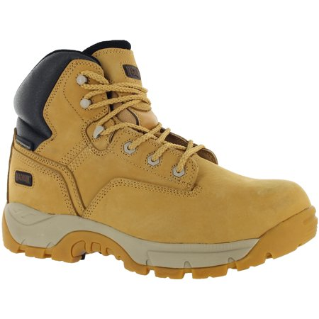 Magnum Mens Precision Ultra Lite II Waterproof Composite Toe Boots 5540 - Wheat