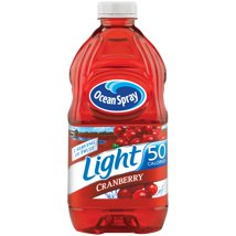 Fruit Juice: Ocean Spray Light Juice