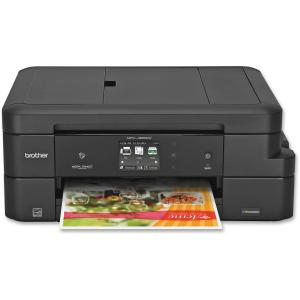 Brother MFC-J985DW Inkjet Multifunction Printer - Color - Plain Paper Print - Desktop - Copier/Fax/Printer/Scanner - 6000 x 1200 dpi Print - 1 x Input Tray 100 Sheet, 1 x Output Tray 50 Sheet, 1