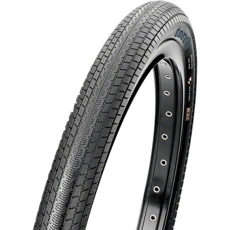 Maxxis Torch BMX Tire 20 x 1 3/8, Dual Compound, Silkworm Treadbelt protection: - Ideas For Halloween Touch Box