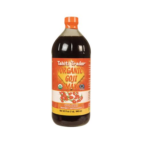 Tahiti Trader Organic Goji Juice - 32 oz