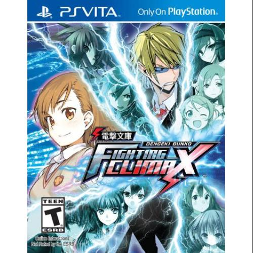 Dengeki Bunko: Fighting Climax (Sega)