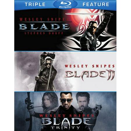 Blade / Blade II / Blade: Trinity (Barlow 2 Blade)