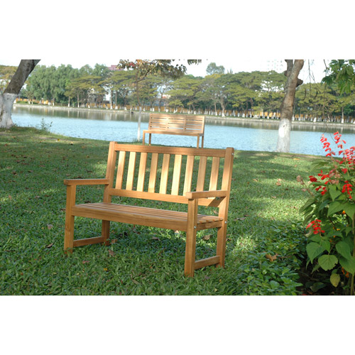 Awesome Bennet Kids Outdoor Bench