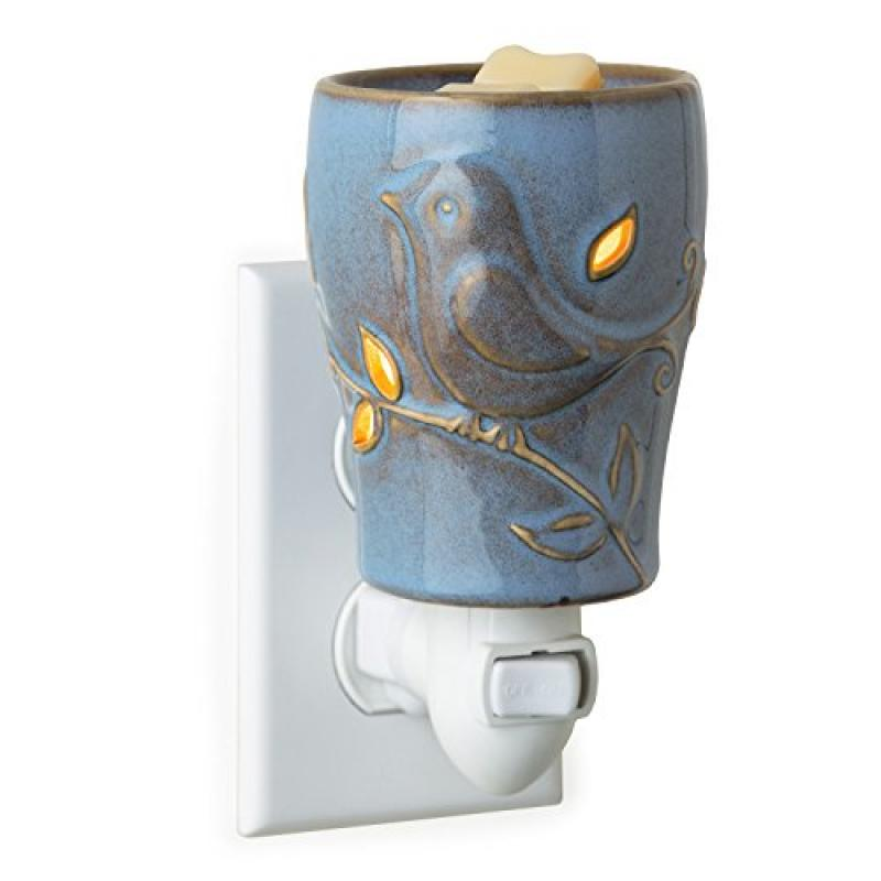 BLUEBIRD Pluggable Fragrance Warmer by Candle Warmers