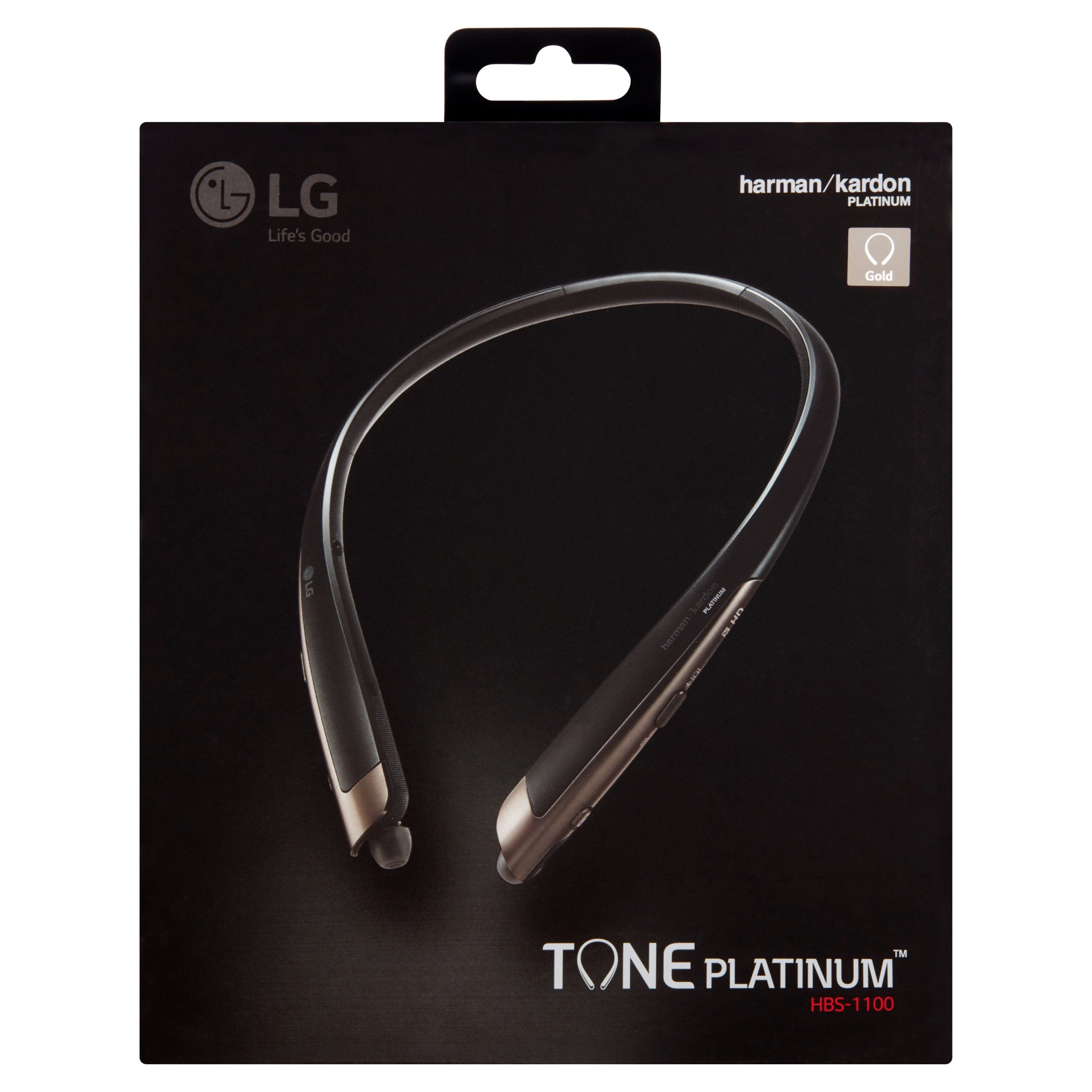 LG Tone Platinum Wireless Bluetooth Stereo Headset