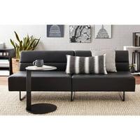 Deals on Mainstays Modern Elegance Fulton Sofa Bed