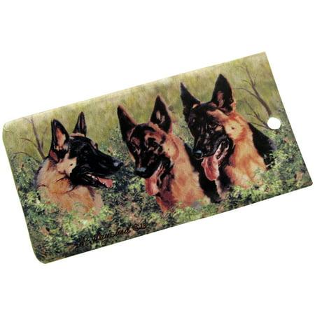 Best Friends by Ruth Maystead German Shepherd Luggage Bag