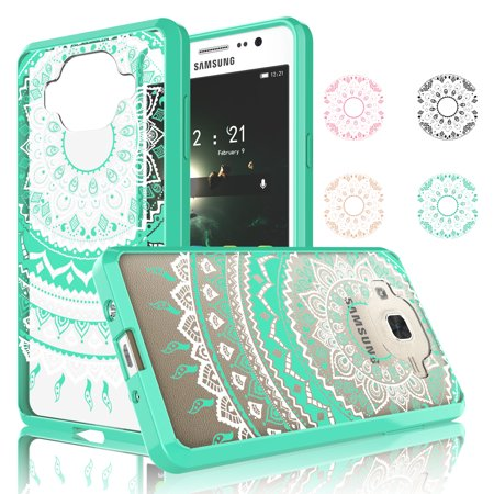 best service 7ff62 d5d91 Samsung Galaxy On5 Case, Galaxy On 5 Case For Girls, Njjex Lovely  Transparent Cute Adorable Scratch-Proof Bumper Phone Cases For Samsung G550