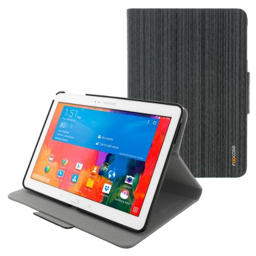 Samsung GALAXY Tab Pro 10.1 Case - roocase Orb System Folio 360 Dual View Leather Case Smart Cover with Sleep / Wake Feature for GALAXY Tab Pro 10.1""