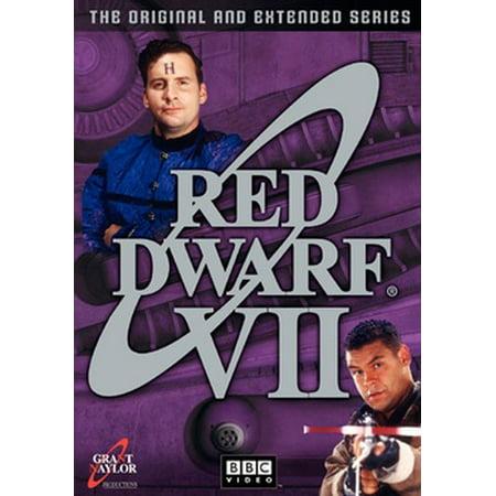 Royal Red Series - Red Dwarf: The Original Series VII (DVD)