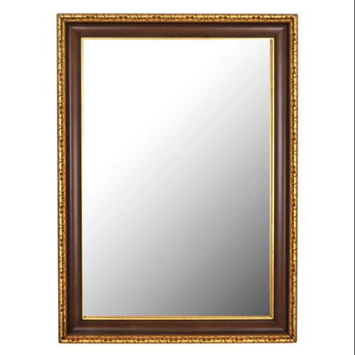 Chateau Gold Antique Burle Wall Mirror (18 in. W x 36 in. H)