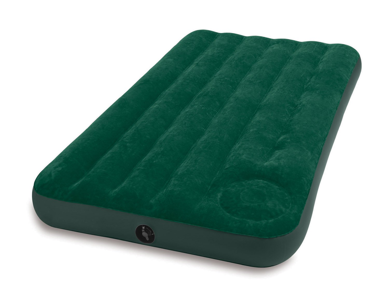 INTEX Twin Air Bed Outdoor Camping Downy Inflatable Mattress | 66927E