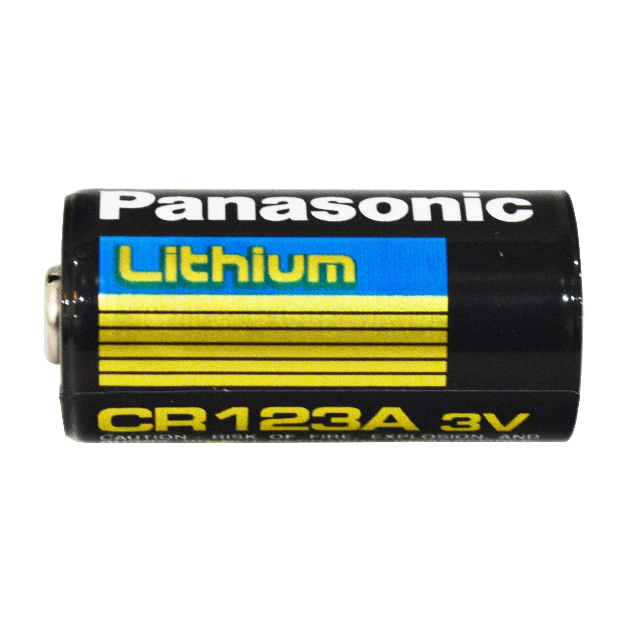 8 Pack Panasonic Cr123a 3 Volt Lithium Batteries Cr17345