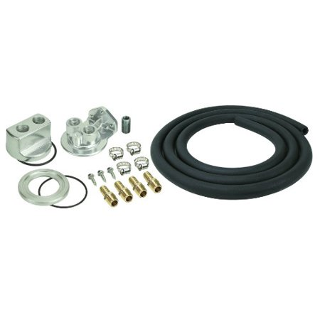Engine Oil Filter Remote Mounting Kit Derale 15716