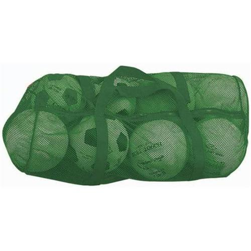 "Champion Sport Mesh Duffle Bag, Green, 15"" x 36"""
