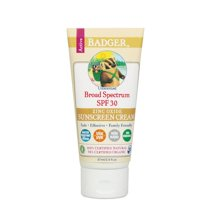 Sunscreen & Tanning: Badger Active