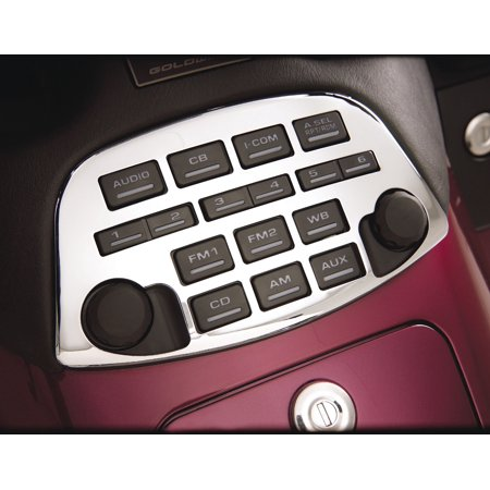 Show Chrome 52-696 Radio Panel - Show Chrome Accent Radiator