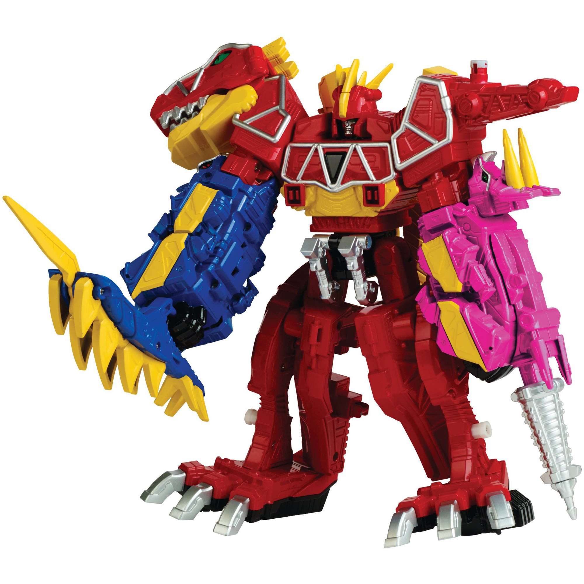 Power Rangers Dino Super ChargeDino Charge Megazord