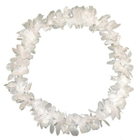 40 white silk flower lei luau hawaiian beach wedding walmart 40 white silk flower lei luau hawaiian beach wedding mightylinksfo