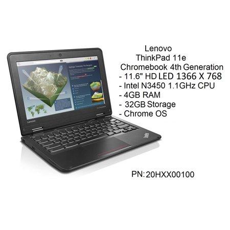 Certified Refurbished Lenovo ThinkPad 11e Chromebook 4th Gen 11 6