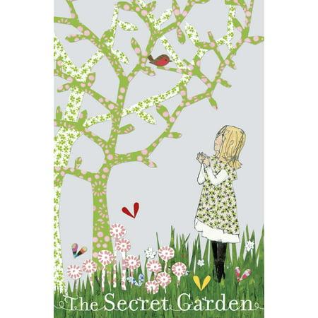 The Secret Garden : Deluxe Hardcover Classic