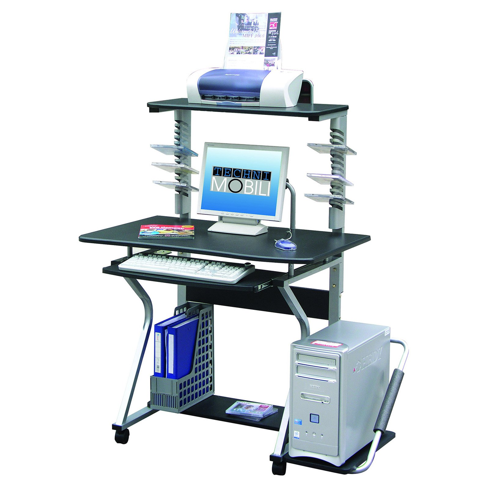 Mobile Desk Portable Desk Chair Laptop Table Bed With A