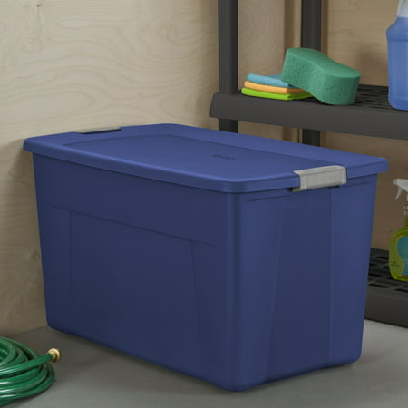 Sterilite 35-Gallon (132 L) Latch Tote