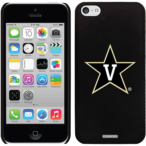 Vanderbilt V Design on Apple iPhone 5c Thinshield Snap-On Case by Coveroo