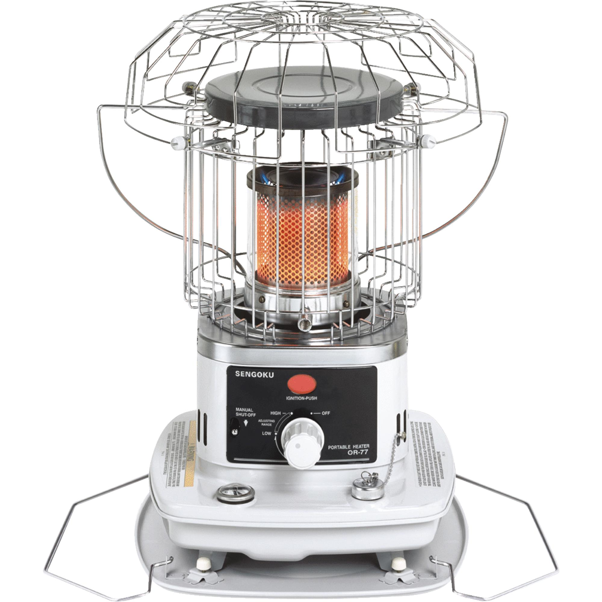 HeatMate Omni Directional Kerosene Heater by Kerosene Heaters