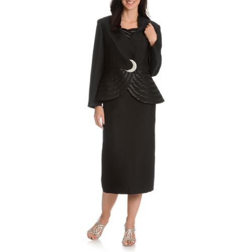Elegant ThreePiece Mesh Patchwork Shirt Womens Skirt Suit