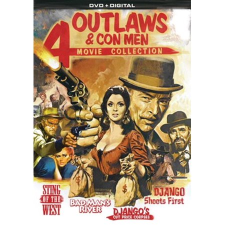 Mench On The Bench (Outlaws and Con Men: 4-Film Collection)