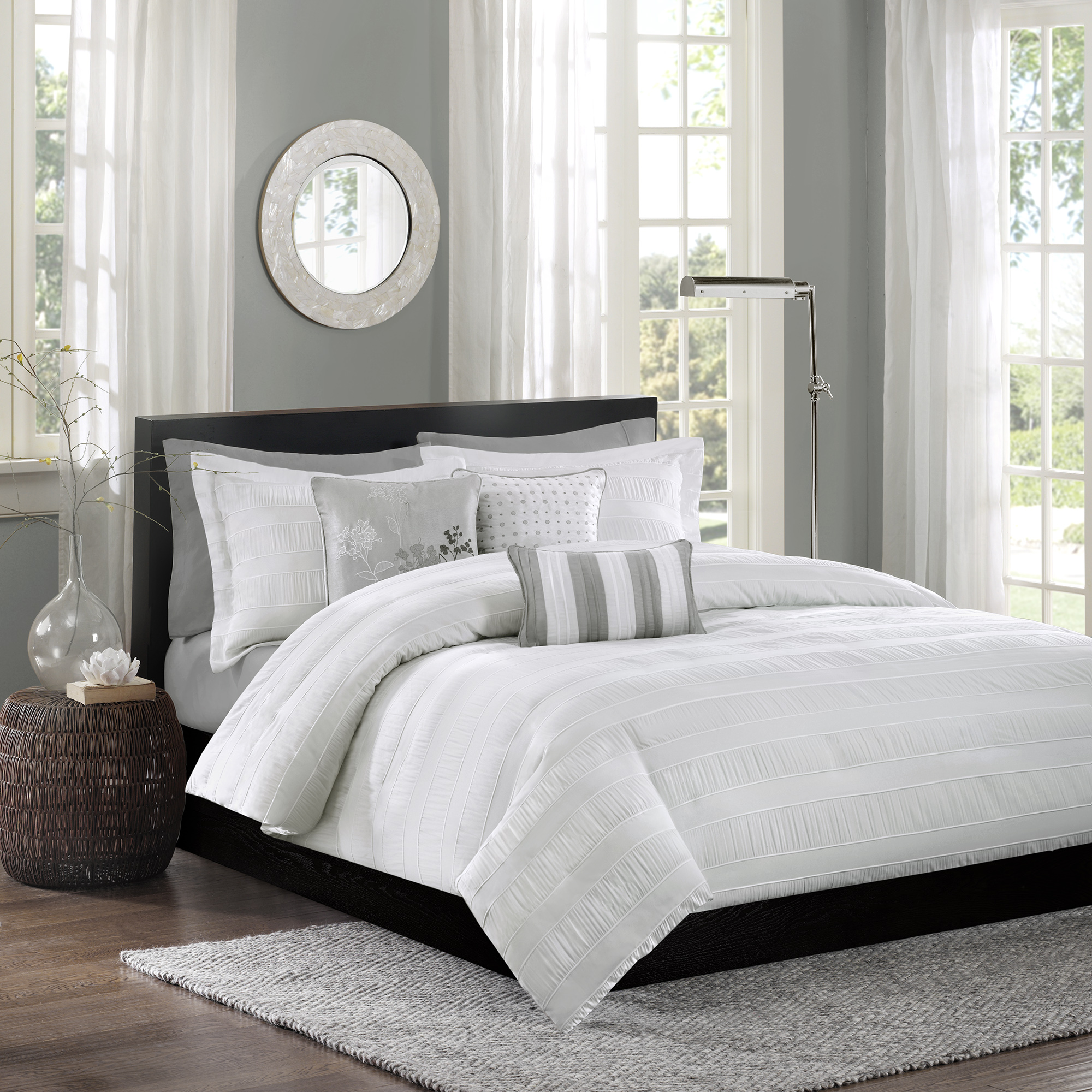 Home Essence Cullen Duvet Cover Set