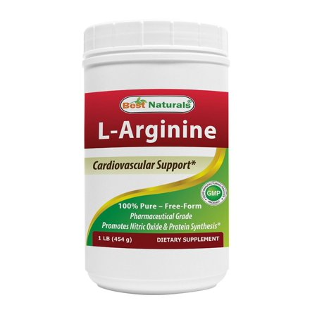 Best Naturals L-Arginine Powder 1 LB (Pharmaceutical