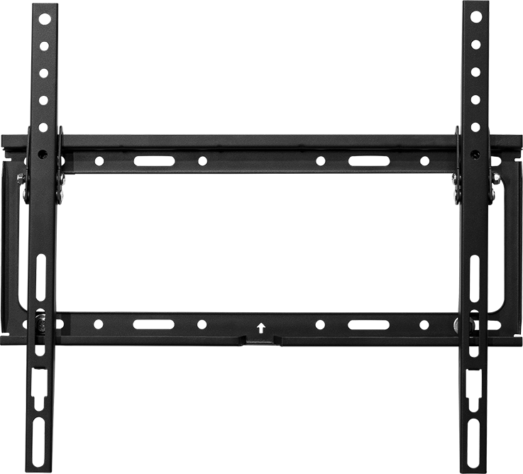 Allieroo Full Motion Articulating Tv Wall Mount For Most 26 55 Inch Tv Up To Vesa 400x400mm Walmart Com Walmart Com