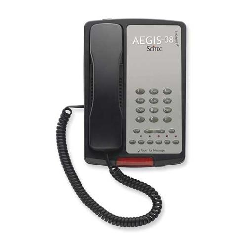 CETIS Aegis-TP-08 (BK) Hospitality Speakerphone, Black