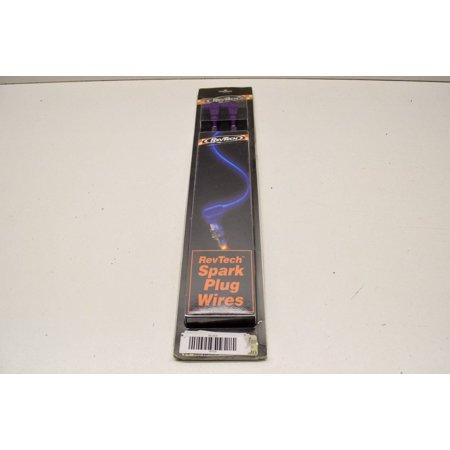 RevTech 59824, 59-824 Spark Plug Wires Purple QTY 1