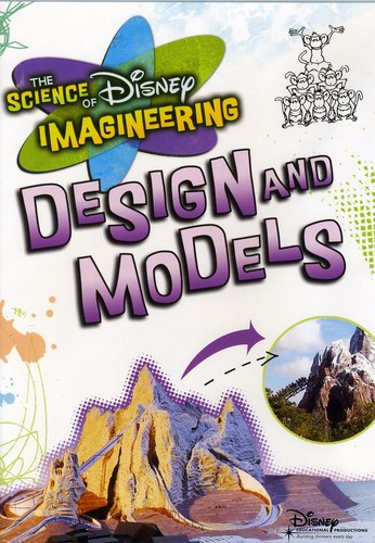 Disney IMagineering: Design & Models (DVD) by Allied Vaughn