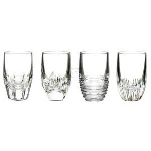 Halloween Mixed Drinks And Shots (MIXED SHOT GLASSES- CLEAR (TALON, NEON, CIRCON, ARGON), SET OF)