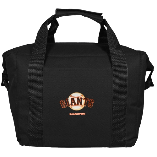 Kolder San Francisco Giants Kooler Bag - Black - No Size