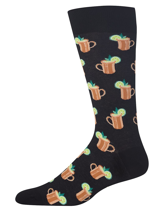 Moscow Mule Crew Socks