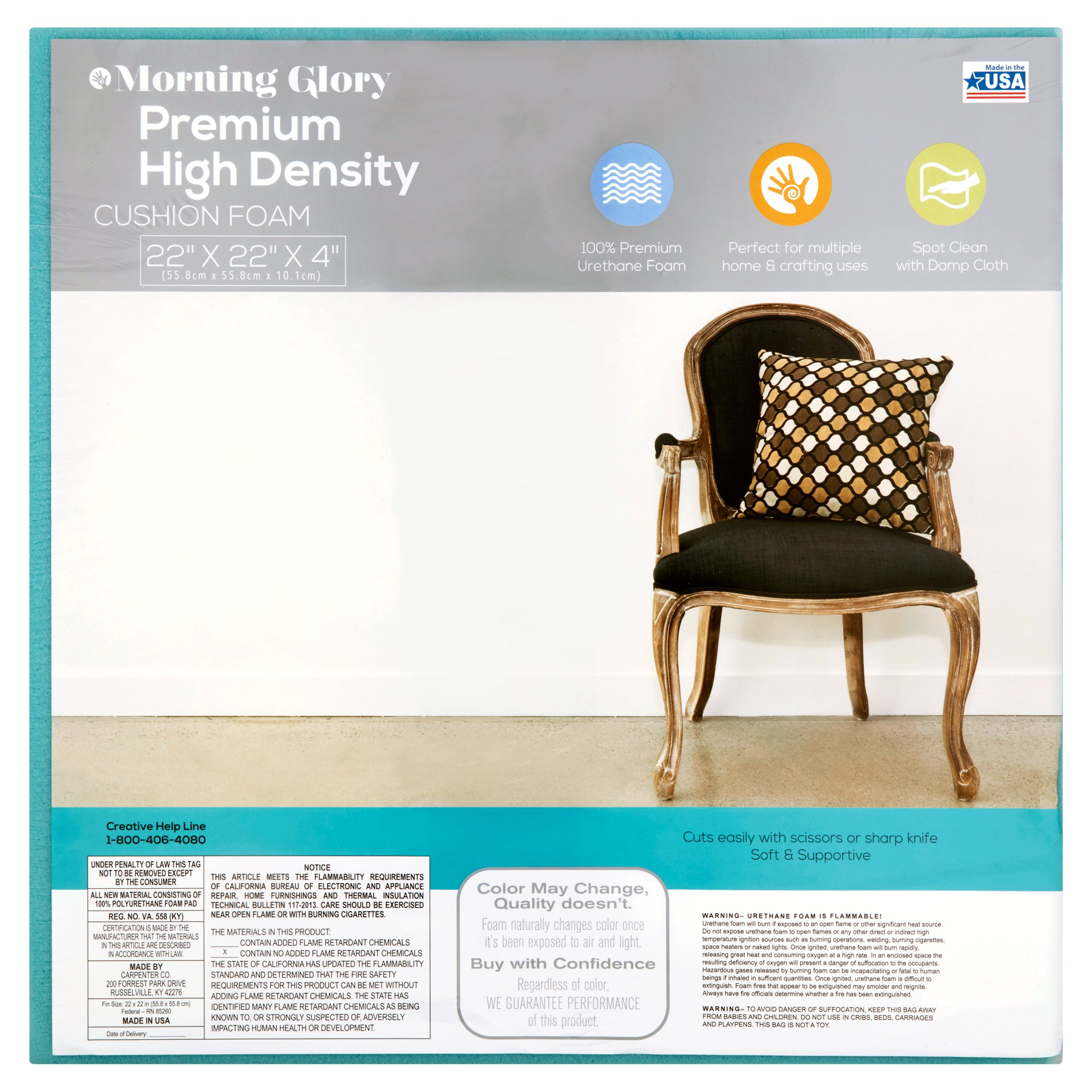 High Density Cushion Coffee Tables Ideas