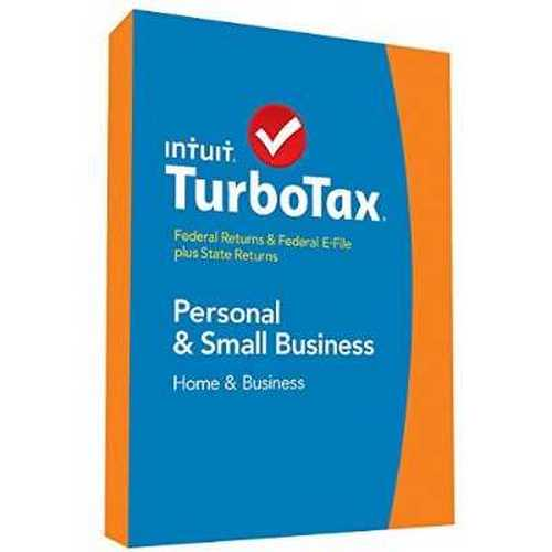 Intuit TurboTax Home and Business 2014 (PC)