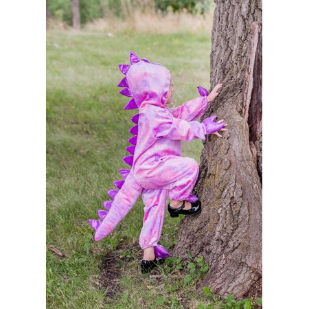 Tilly the T-Rex Girls Dinosaur Costume - image 2 de 5