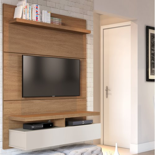 Latitude Run Boone Entertainment Center for TVs up to 42''