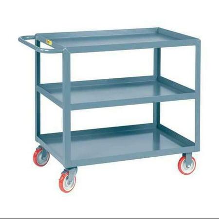 Little Giant Muck Cart (Little Giant Welded Utility Cart, Gray 3LGL-1832-BRK)