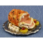 Dollhouse Ham With Vegetables